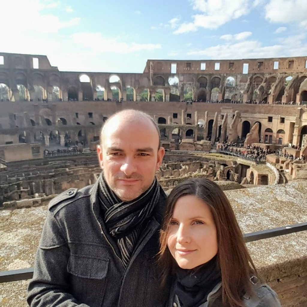 Sustainable Family Travel Destination - Italy Rome