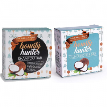 Solid Shampoo and Conditioner Set – Bounty Hunter