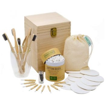 Eco Friendly Health and Beauty Gift Set